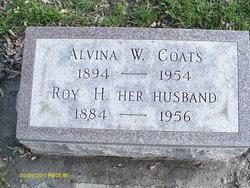 Roy Harvey Coats