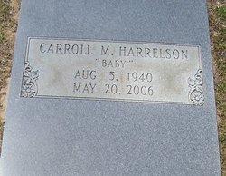 Carroll McNeil Baby Harrelson