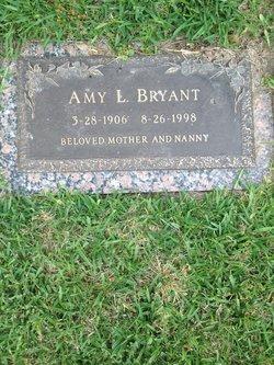 Amy Beatrice <i>Lewis</i> Bryant