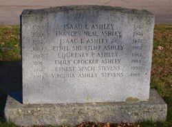 Emily <i>Crocker</i> Ashley