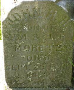 John H Moretz