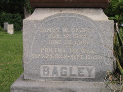 Philena <i>McCue</i> Bagley