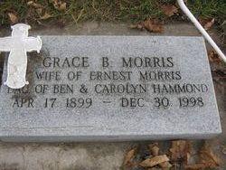 Grace Lee <i>Barnes</i> Morris