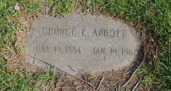 George F. Abbott
