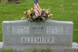 Agnes Ann Kleemeier