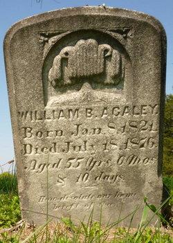 William B Acaley