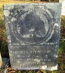 Benjamin Pierce Hutchinson