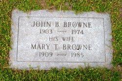 Mary Teresa <i>Mullins</i> Browne