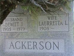 Lauretta L. Ackerson