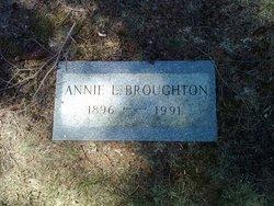 Annie L. Broughton