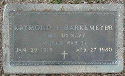 Raymond Pete Barkemeyer