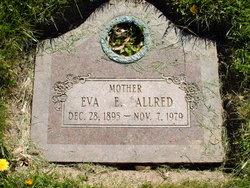 Eva Lenora <i>Ericksen</i> Allred
