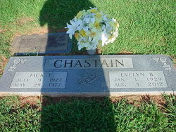 Jack F. Chastain