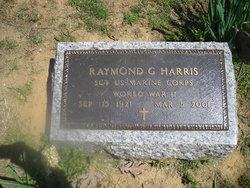 Sgt Raymond G. Harris