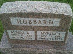 Myrtle C <i>Guisinger</i> Hubbard