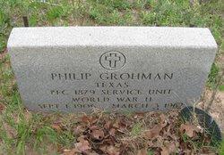 Philip Grohman