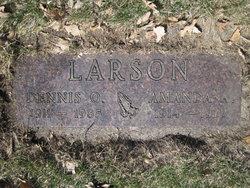 Amanda Alene <i>Aaby</i> Larson