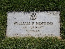 William Patrick Hopkins