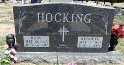 Kenneth Ray Hocking