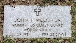 John Thomas Welch, Jr