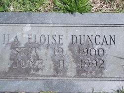 Ila Eloise <i>Pounders</i> Duncan