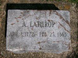 Azariah Lathrop