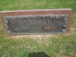 Mary Jane <i>Sanders Baddour</i> Chandler
