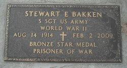 Stewart Earl Bakken