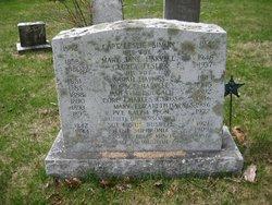 Mary Jane <i>Harvell</i> Bidwell