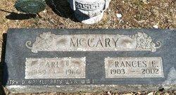 Earl Nathan McCary