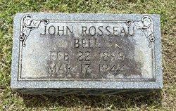John Rousseau Bell