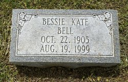 Bessie Kate <i>Nickels</i> Bell