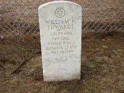 William H Edwards