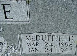 McDuffie Dula Love