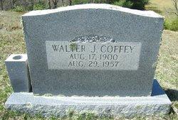 Walter Johnson Coffey