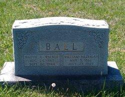 William Hezekiah Ball