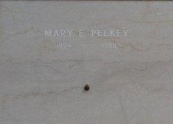 Mary E Pelkey
