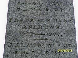 Frank Van Dyke Andrews