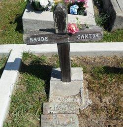 Maria Modesta Maud <i>Espinosa</i> Cantua