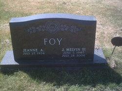 June Melvin Foy