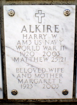 Harry Wilbur Alkire