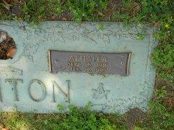 Hazel Athalea <i>Sheridan</i> Benton