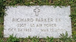 Sgt Richard Parker Ek
