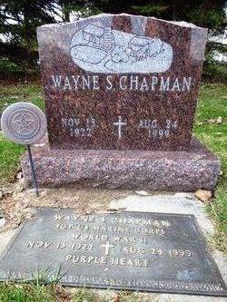 Wayne Sieber Chapman