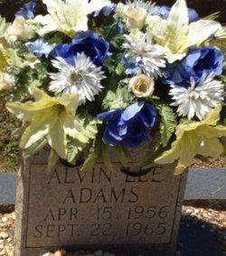 Alvin Lee Adams