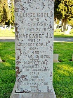 Margaret Jane Maggie <i>Eachus</i> Cople