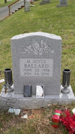 Mildred Leonna Joyce <i>Eldridge</i> Ballard