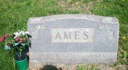 Anna Elizabeth Annie <i>Strauss</i> Ames