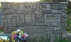 Lana Marie <i>Turner</i> Walton