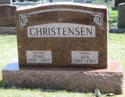 Pearl Catherine <i>Denessen</i> Christensen